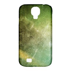 Green Grunge Samsung Galaxy S4 Classic Hardshell Case (PC+Silicone)