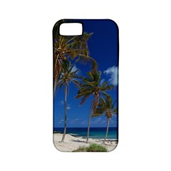 Relaxing on the Beach Apple iPhone 5 Classic Hardshell Case (PC+Silicone)
