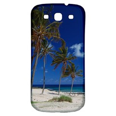 Relaxing On The Beach Samsung Galaxy S3 S Iii Classic Hardshell Back Case