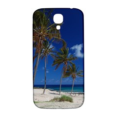Relaxing On The Beach Samsung Galaxy S4 I9500/i9505  Hardshell Back Case
