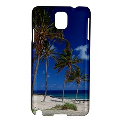 Relaxing on the Beach Samsung Galaxy Note 3 N9005 Hardshell Case