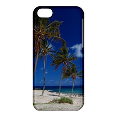 Relaxing on the Beach Apple iPhone 5C Hardshell Case