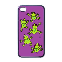 sticky things Apple iPhone 4 Case (Black)