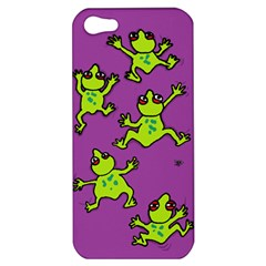 sticky things Apple iPhone 5 Hardshell Case