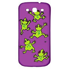 Sticky Things Samsung Galaxy S3 S Iii Classic Hardshell Back Case