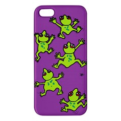 sticky things iPhone 5S Premium Hardshell Case