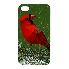 Cardinal Apple Iphone 4/4s Premium Hardshell Case