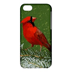 Cardinal Apple Iphone 5c Hardshell Case