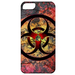 Biohazard Apple Iphone 5 Classic Hardshell Case