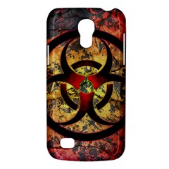 Biohazard Samsung Galaxy S4 Mini Hardshell Case