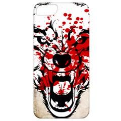 Blood Wolf Apple Iphone 5 Classic Hardshell Case