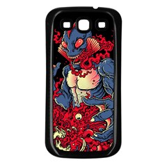 Creature Samsung Galaxy S3 Back Case (Black)