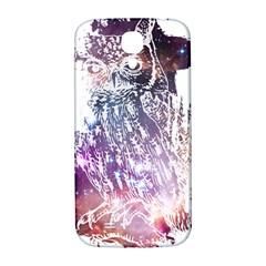 Cosmic Owl Samsung Galaxy S4 I9500/I9505  Hardshell Back Case