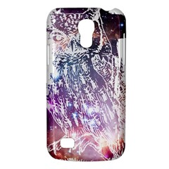 Cosmic Owl Samsung Galaxy S4 Mini Hardshell Case