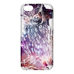 Cosmic Owl Apple iPhone 5C Hardshell Case