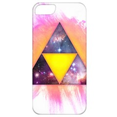 Cosmic Triple Triangles Apple iPhone 5 Classic Hardshell Case