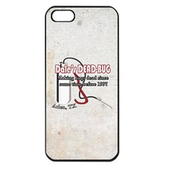 Dale s DEAD-BUG Apple iPhone 5 Seamless Case (Black)