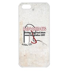 Dale s DEAD-BUG Apple iPhone 5 Seamless Case (White)