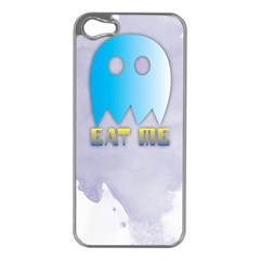 Eat Me Apple Iphone 5 Case (silver)