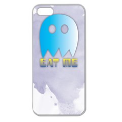 Eat Me Apple Seamless iPhone 5 Case (Clear)