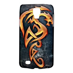 Golden Dragon Samsung Galaxy S4 Active (i9295) Hardshell Case