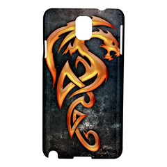 Golden Dragon Samsung Galaxy Note 3 N9005 Hardshell Case