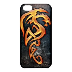 Golden Dragon Apple iPhone 5C Hardshell Case