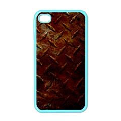 Basic Metal Design Apple iPhone 4 Case (Color)