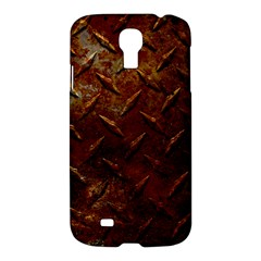 Basic Metal Design Samsung Galaxy S4 I9500/i9505 Hardshell Case