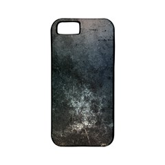 Grunge Metal Texture Apple iPhone 5 Classic Hardshell Case (PC+Silicone)