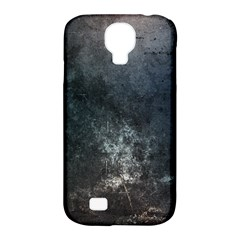 Grunge Metal Texture Samsung Galaxy S4 Classic Hardshell Case (PC+Silicone)