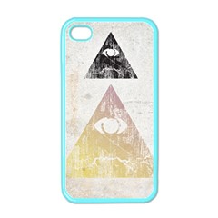 All Seeing Eye Apple Iphone 4 Case (color)