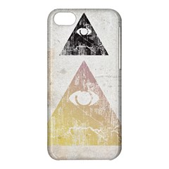 All Seeing Eye Apple Iphone 5c Hardshell Case