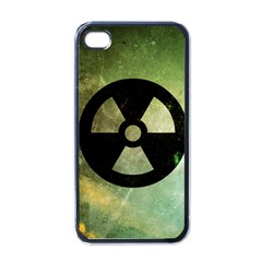 Radioactive Apple iPhone 4 Case (Black)