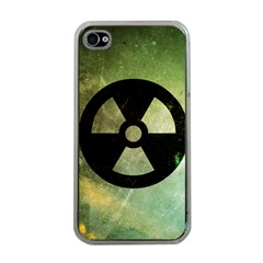 Radioactive Apple iPhone 4 Case (Clear)
