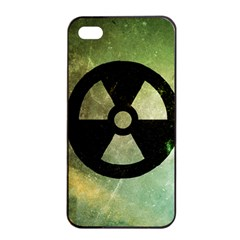 Radioactive Apple iPhone 4/4s Seamless Case (Black)
