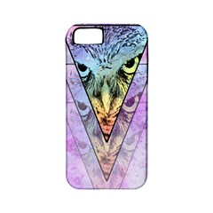 Owl Art Apple Iphone 5 Classic Hardshell Case (pc+silicone)
