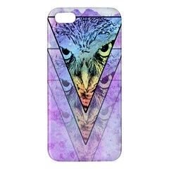 Owl Art iPhone 5 Premium Hardshell Case