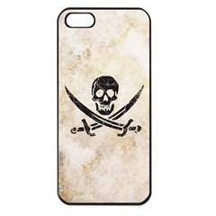 Pirate Apple iPhone 5 Seamless Case (Black)