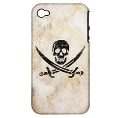 Pirate Apple iPhone 4/4S Hardshell Case (PC+Silicone)