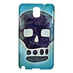 Textured Skull Samsung Galaxy Note 3 N9005 Hardshell Case
