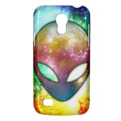 Space Alien Samsung Galaxy S4 Mini Hardshell Case