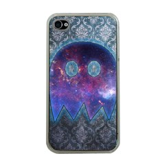 Space Ghost Apple iPhone 4 Case (Clear)