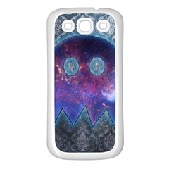 Space Ghost Samsung Galaxy S3 Back Case (White)