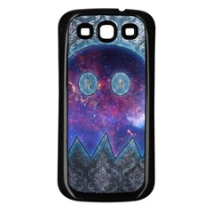Space Ghost Samsung Galaxy S3 Back Case (Black)