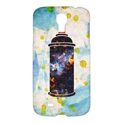Spray Paint Samsung Galaxy S4 I9500/I9505 Hardshell Case