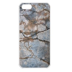 Stone Apple Iphone 5 Seamless Case (white)