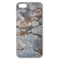 Stone Apple Seamless iPhone 5 Case (Clear)