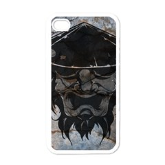 Stone Samurai Apple Iphone 4 Case (white)