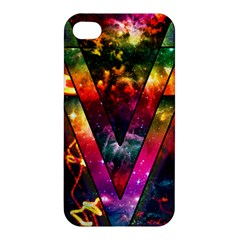 Triangles Apple iPhone 4/4S Hardshell Case